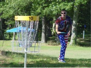 Disc Golf 8